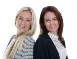 Boligstylistene Camilla og Merete