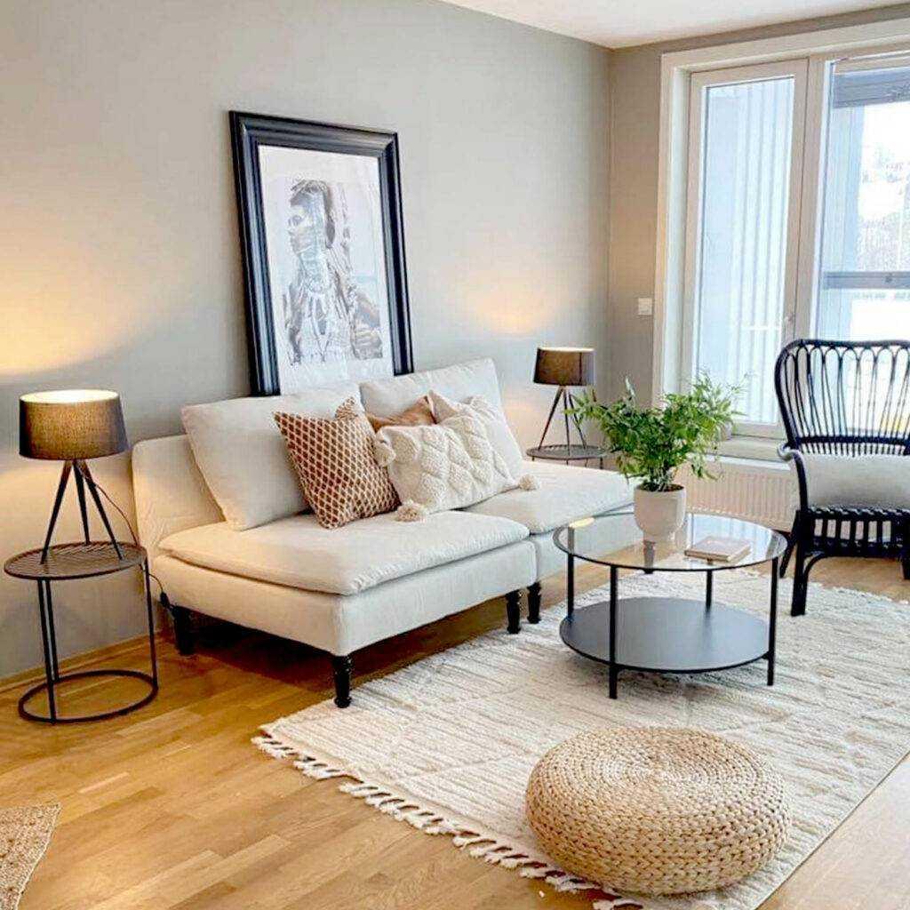 Stua er for mange det viktigste rommet når du velger bolig. Go nok gulvplass og skap en hyggelig atmosføre.