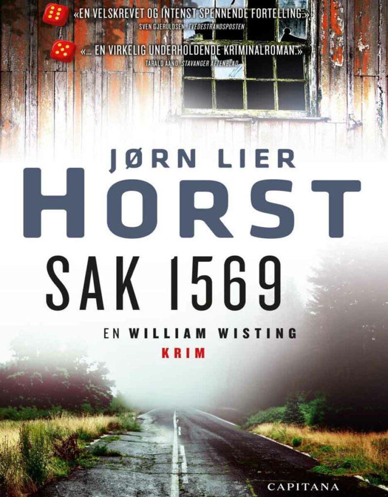 Bok: Sak 1569 av Jørn lier Horst