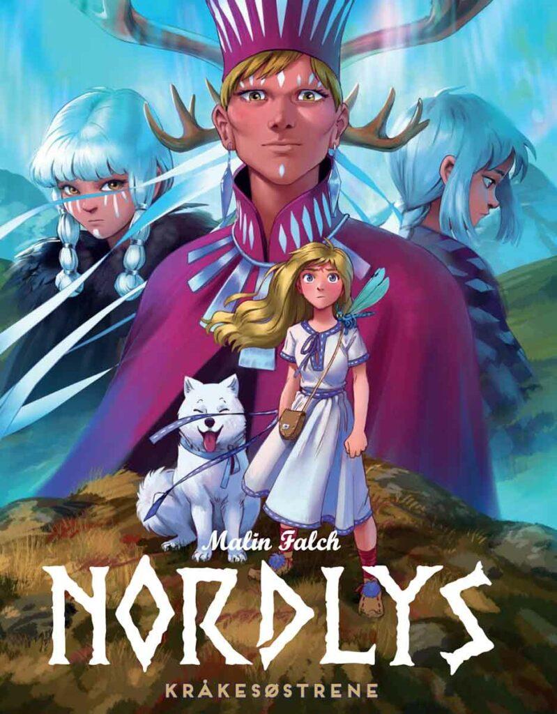 Bok: Nordlys, Kråkesøstrene
